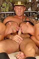 Visconti Triplets. Gay Pics 6