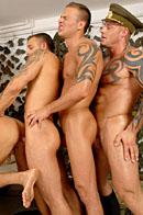 Visconti Triplets. Gay Pics 10