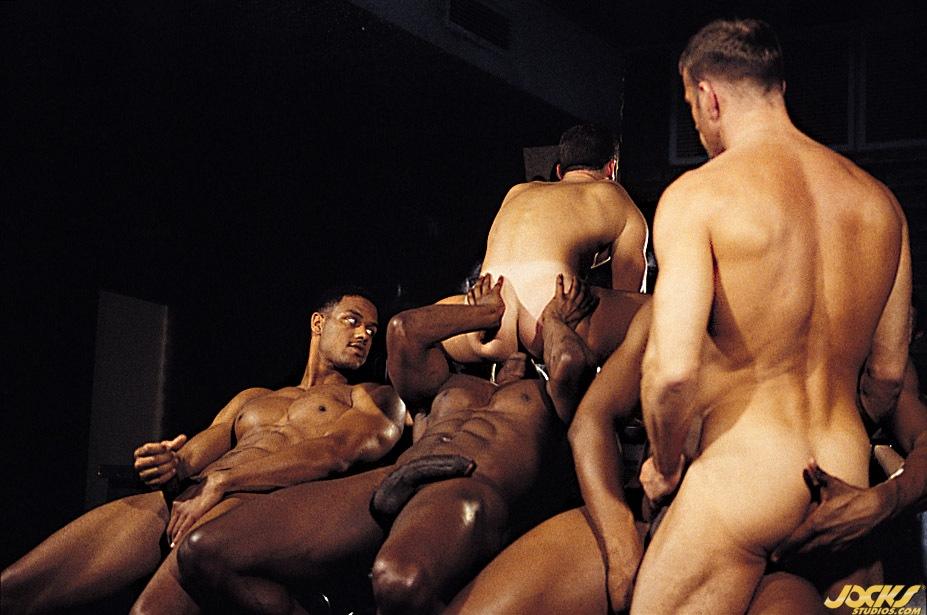 Best bisexual group sex shots