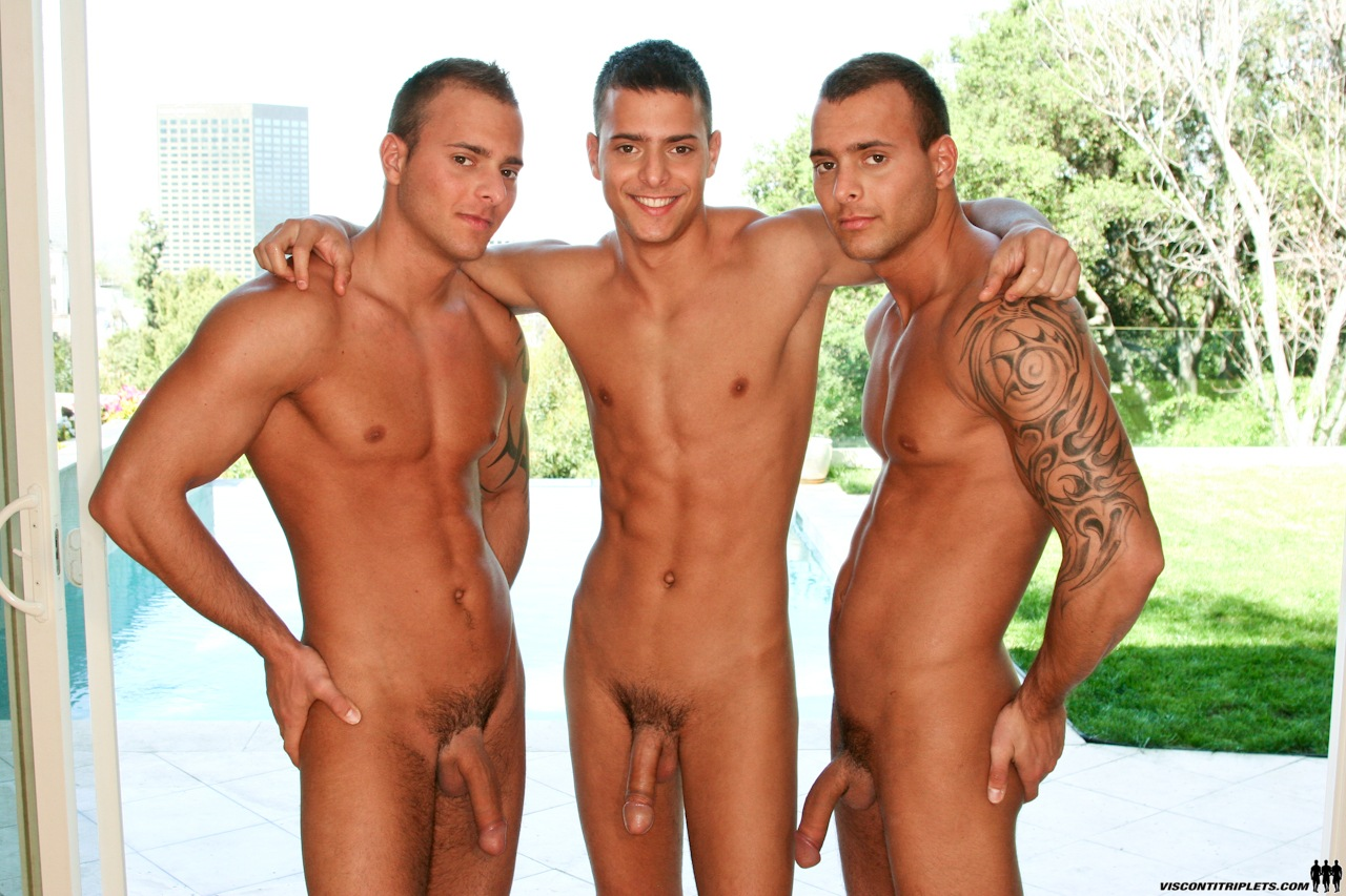 from Ulises viscotti gay triplets