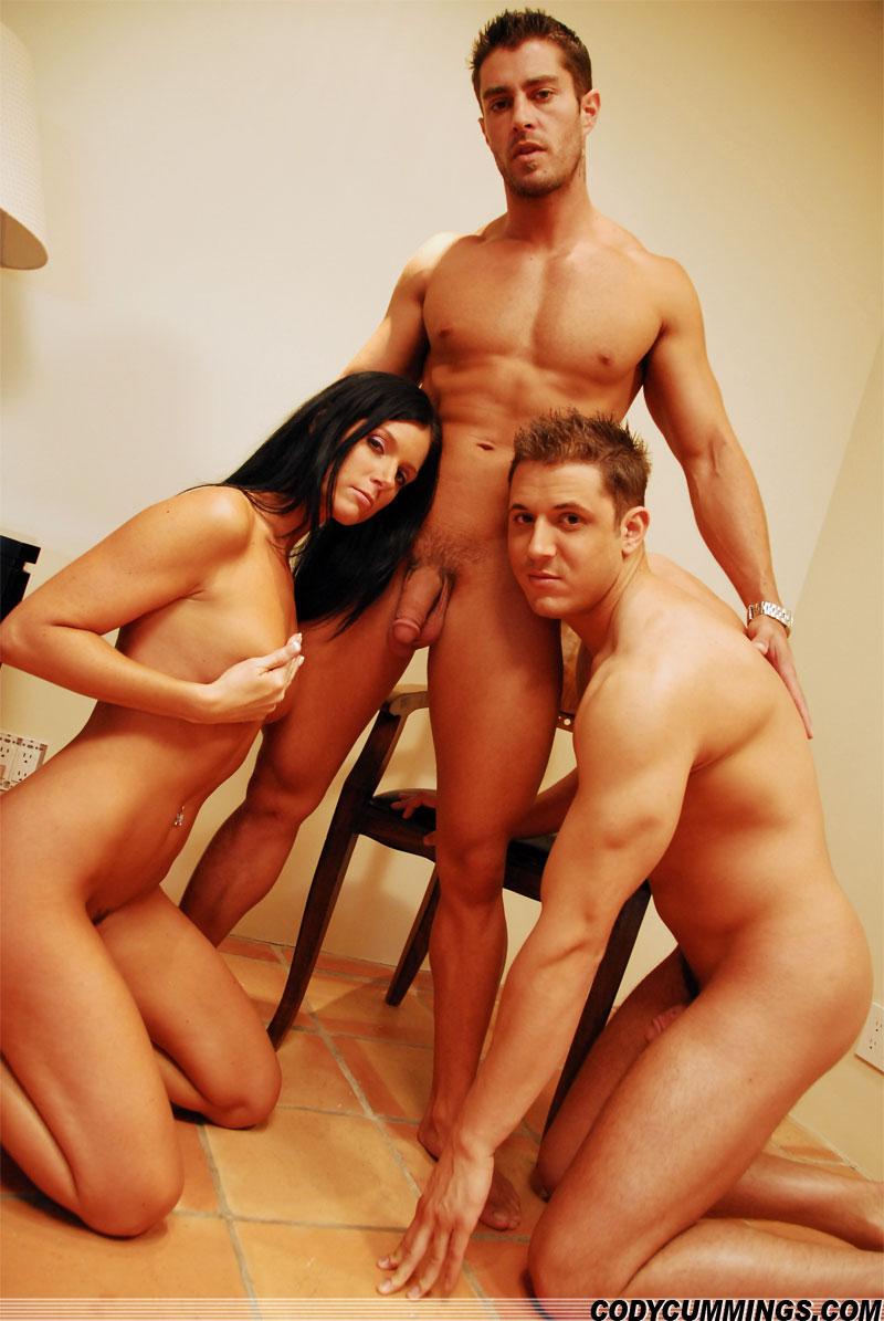 mmf threesome bi