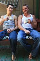 Next Door Buddies Pic 14