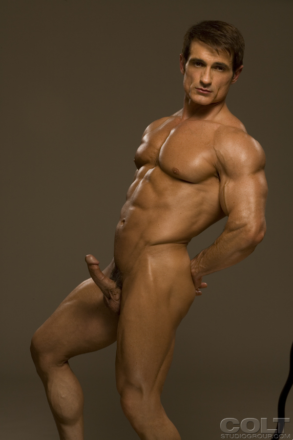 Kent Logan Colt Naked Muscle Man