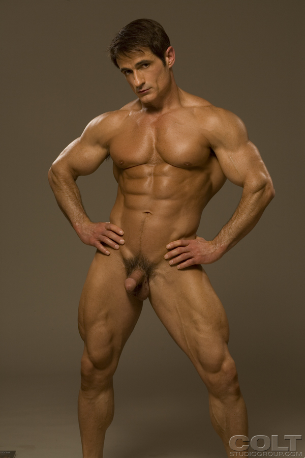 Gay Muscle Men Naked