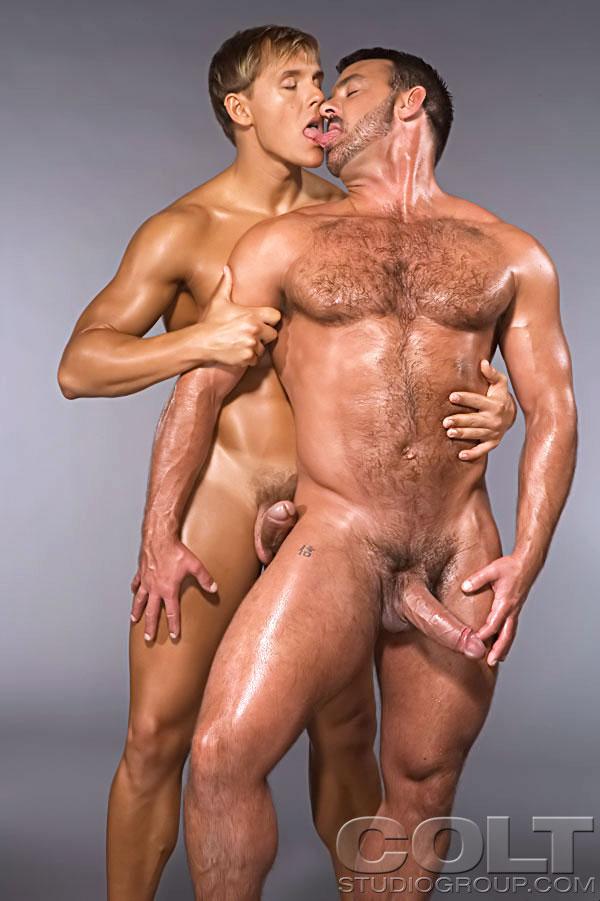 Фото качков гей