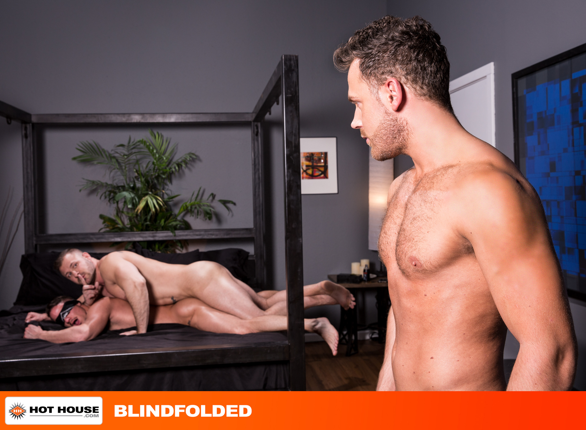 from Winston blindfolded galleries gay 88